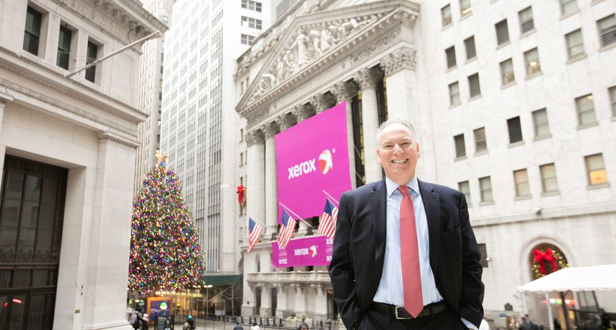 Xerox CEO Jeff Jacobson
