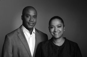 Co-Directors of The Ailey School, Tracy Inman and Melanie Person