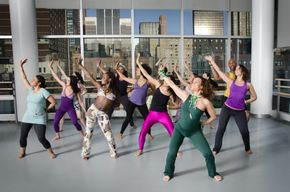 Samba Afro-Brazilian Class at The Ailey Extension