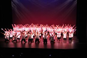 2014 AileyCamp New York Final Performance