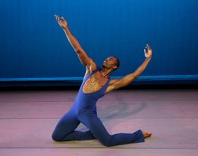 Jamar Roberts in Alvin Ailey's Love Songs