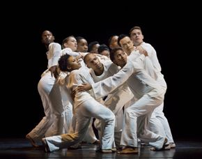 AAADT in Robert Battle's Awakening   Photo by Paul Kolnik