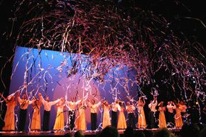 Alvin Ailey American Dance Theater's New Year's Eve Performance at New York City Center