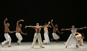 Alvin Ailey American Dance Theater in Ronald K. Brown's Grace