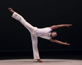 Jamar Roberts in Alvin Ailey's Revelations