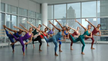 Ailey/Fordham BFA Program