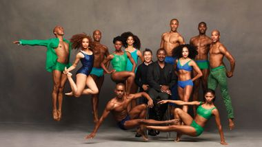 2014 Alvin Ailey American Dance Theater Repertory