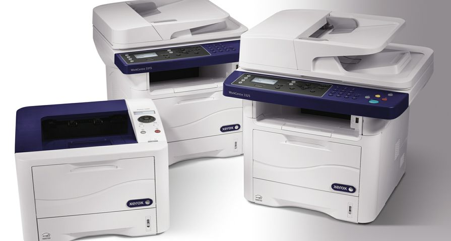 Xerox Phaser 3320, WorkCentre 3315 & WorkCentre 3325