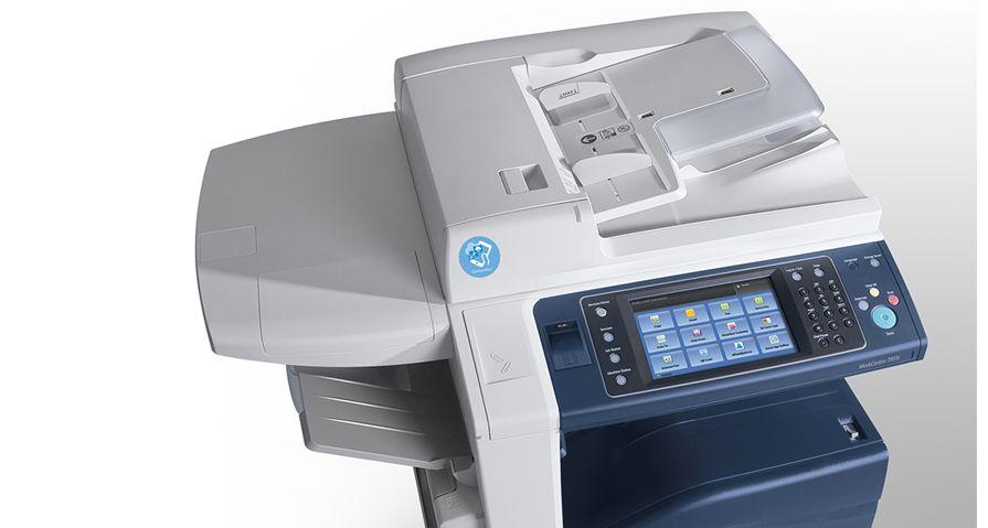 Xerox WC7855i BANNER