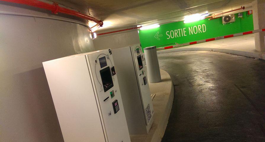 Xerox Multipark Codex Parking