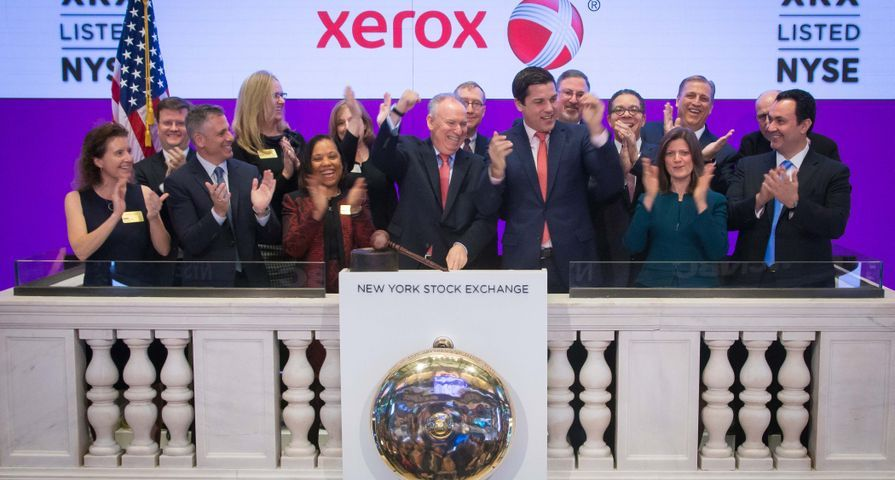 Xerox-bell-ringing-NYSE-2017Jan4_mid