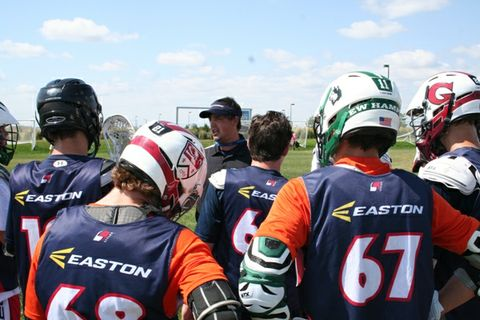 3d Lacrosse and Easton
